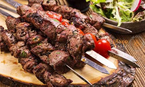 دستور پخت سوفلاکی مرغ با سس مخصوص یونانی