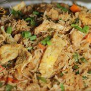 دستور پخت پلو چینی