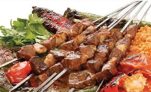 دستور پخت کباب جگر لبنانی
